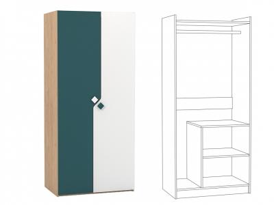 Шкаф для одежды 13.122 Джуниор