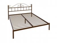 Кровать София Lux plus черная