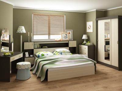 Спальня Бася