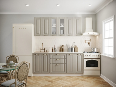 Кухонный гарнитур Кантри 1800 Имбирь