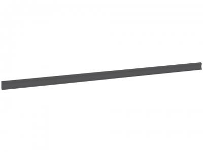 Карниз Одри 2,2 м ДО-044 Серый шелк