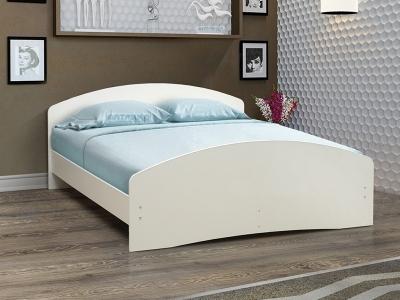 Кровать двойная на уголках №2 Матрица