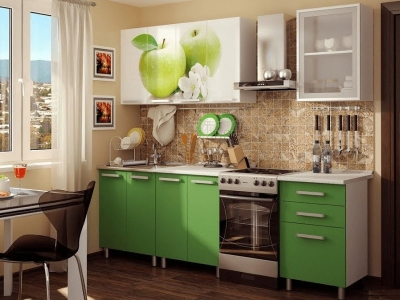 Кухонный гарнитур Фруттис 1800
