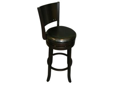Барный крутящийся стул Лого LMU-9292 капучино