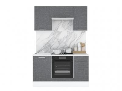 Кухонный гарнитур Лофт 1500 камень арья