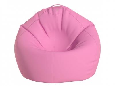 Кресло-мешок Малыш нейлон розовый