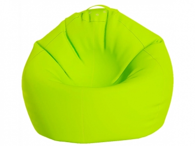 Кресло-мешок Малыш нейлон салатовый люмин