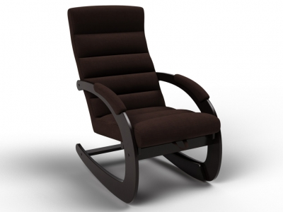 Кресло-качалка Ното шоколад