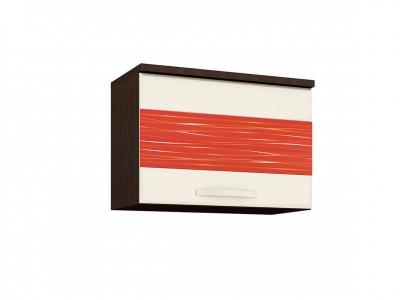 Шкаф над вытяжкой плавное закрывание 09.83.1 Оранж 600х320х430
