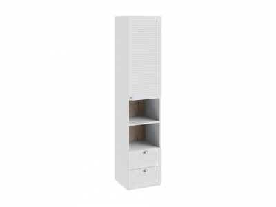 Шкаф комбинированный Ривьера ТД-241.07.20 Белый