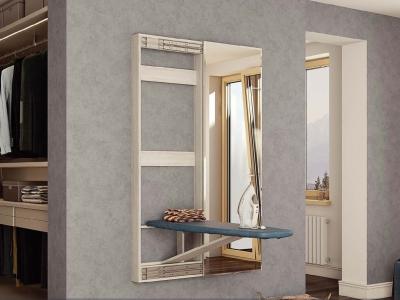 Гладильная доска Смарт купе с зеркалом