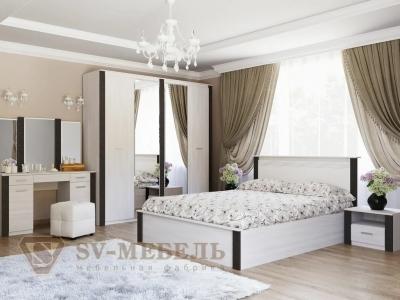 Спальня Гамма 20 Венге