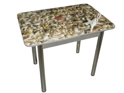 Стол обеденный Прямоугольный Ракушки