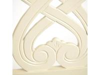 Стул Андромеда Ivory White - Коричневый S 168-7