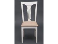 Стул Гермес Ivory White - ткань песочная Jaffy 104-58