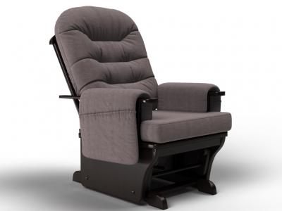 Кресло-качалка Венеция-глайдер какао