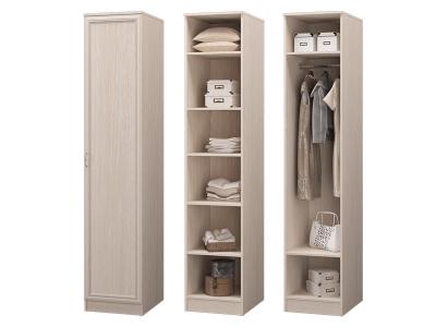 Шкаф 1 дверный для платья и белья Верона